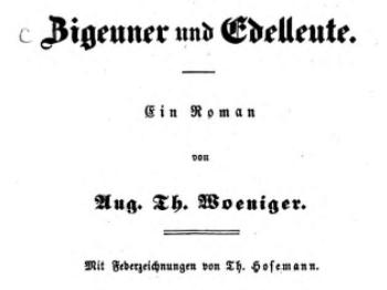 Legenden, Bilder Ressentiments? – 'Zigeunererzählungen' des 19. und 20. Jahrhunderts in der Berliner Literatur